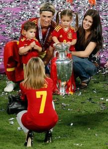 Fernando Torres n Family