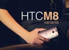 Varian HTC M8