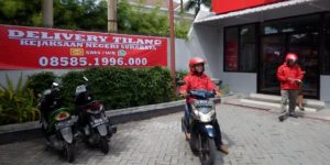 Delivery Tilang